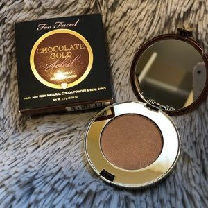 ✨Too Faced Chocolate Gold Soleil